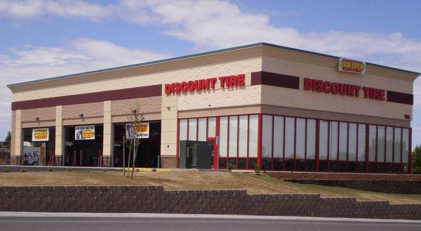 Discount Tire 115 Gage Blvd Richland Wa Tire Dealers Mapquest