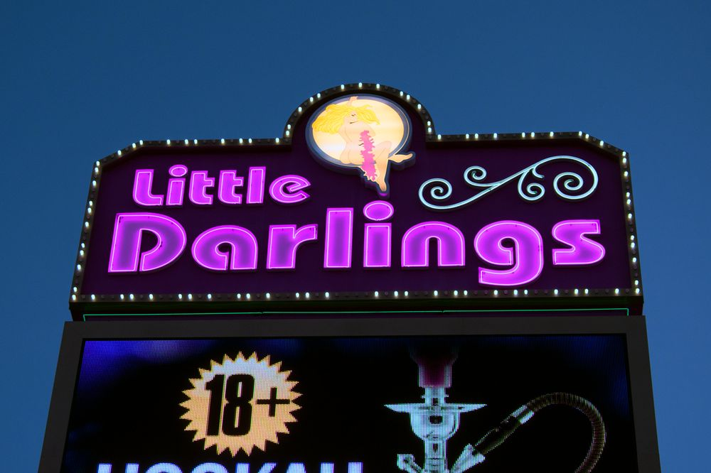 stage at little darlings - Yelp