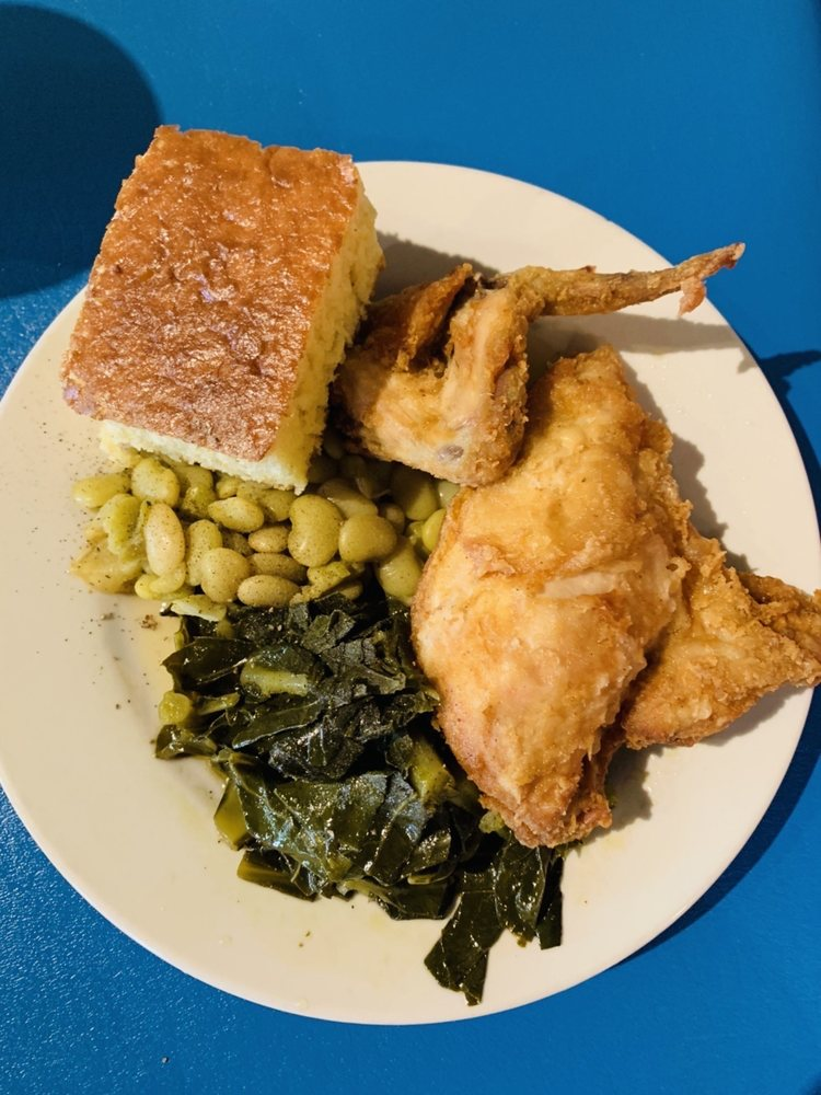 Food from Sisters of the New South