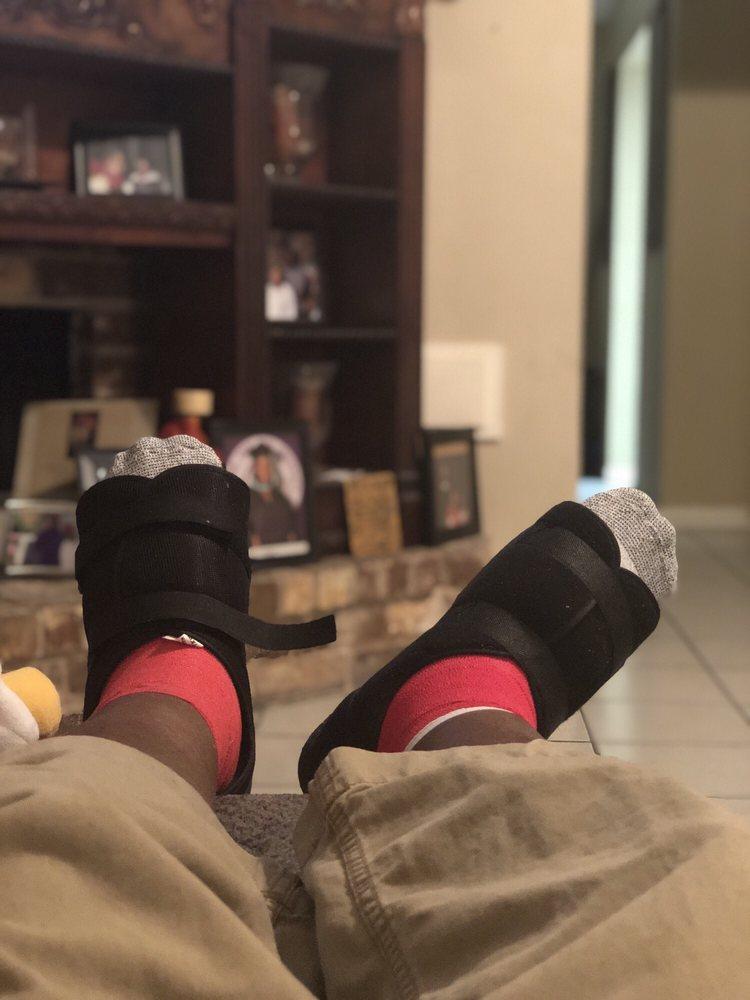 Foot And Ankle Center Of North Houston - Atascocita: 17903 W Lake Houston Pkwy, Atascocita, TX