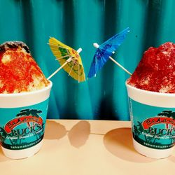 Lewisville shaved ice sno cone
