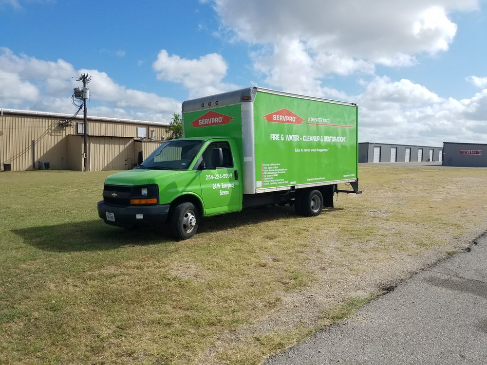 SERVPRO of Greater Waco: 116 Ava Drive, Hewitt, TX