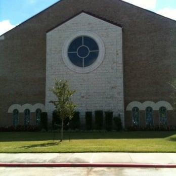 Photo Of St John Vianney Catholic Church Houston Tx United States
