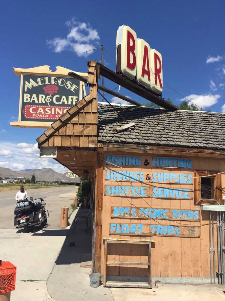 """Melrose Bar & Cafe  """"LIVELY'S"""": 120 Main St, Melrose, MT"""
