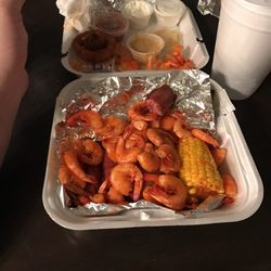 Photo Of Lagneaux S Lafayette La United States The Boiled Shrimp To