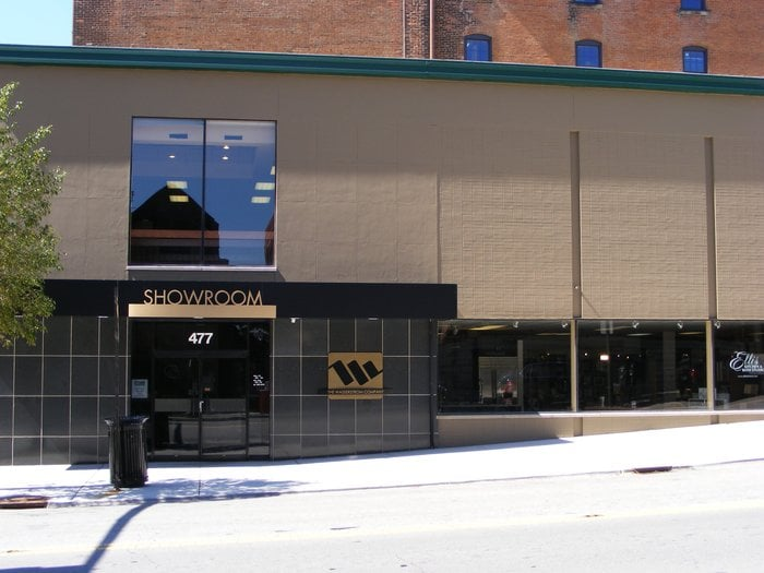 The wasserstrom company furniture stores s front