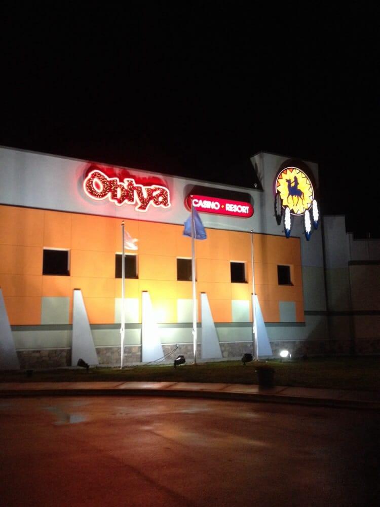 Ohiya Casino & Resort: 53142 Hwy 12, Niobrara, NE