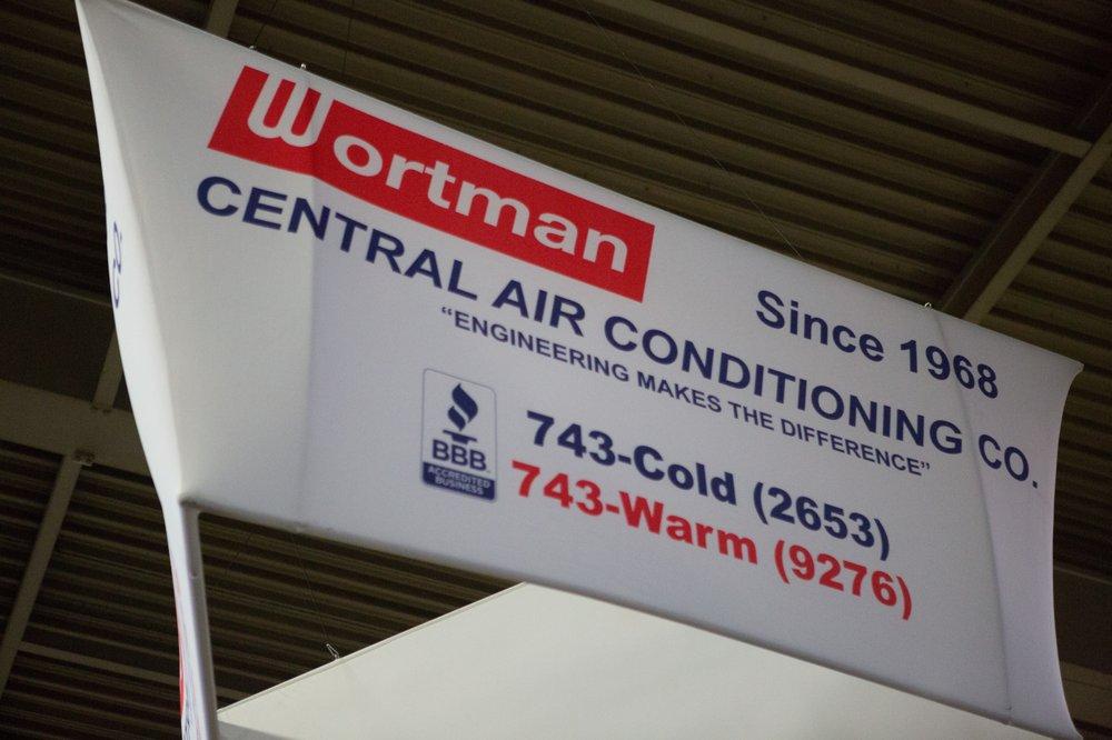Wortman Central Air Conditioning