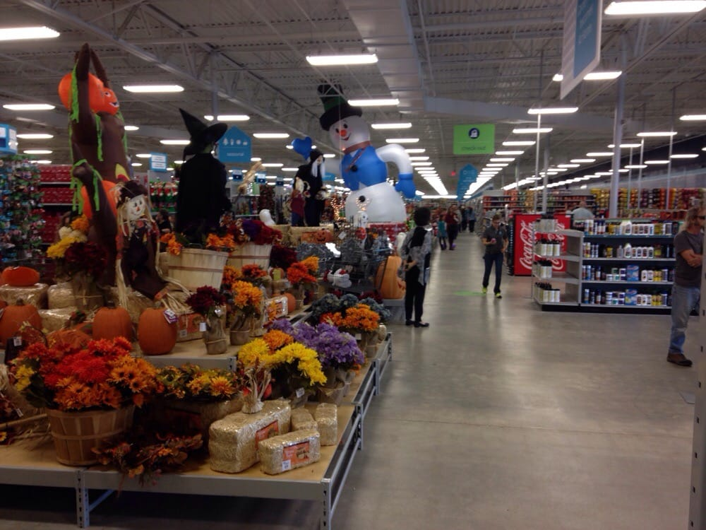 Massive Warehouse Style Retail Store In Old South Campbell K Mart