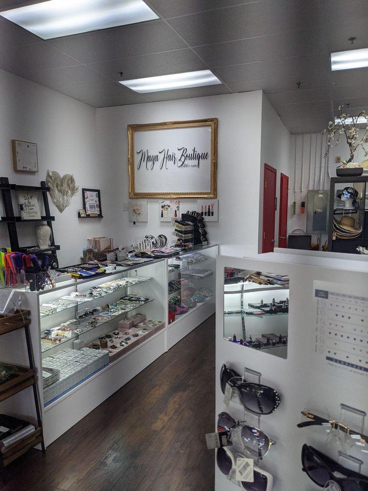 Maya Hair Boutique & Beauty Supply: 1488 Hwy 74 N, Tyrone, GA