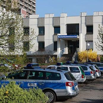 Polizeirevier Halle Neustadt Polizei Neustädter Passage 15