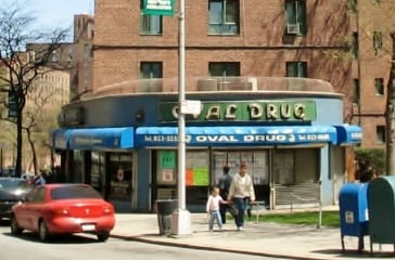 Oval Drug Corporation: 1500 Metropolitan Ave, Bronx, NY