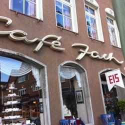 Orleans Herford konditorei café jach patisserie cake shop gänsemarkt 1a herford