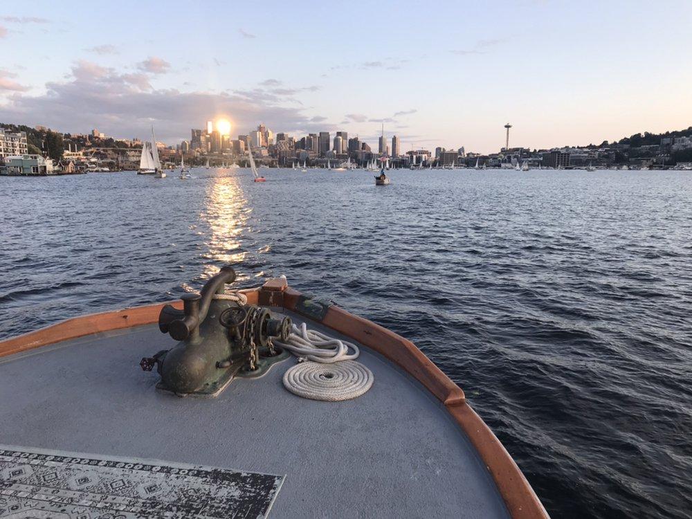 Seattle Boat Cruise: Seattle, WA