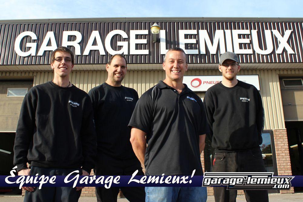 Garage lemieux r paration auto 665 boulevard saint for Garage boulevard de l automobile sartrouville