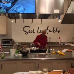 Photo Of Sur La Table Cooking Class   White Plains, NY, United States