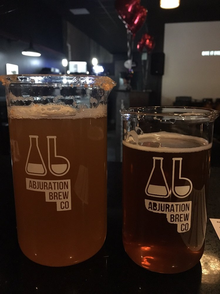Abjuration Brewing: 644 Broadway Ave, McKees Rocks, PA