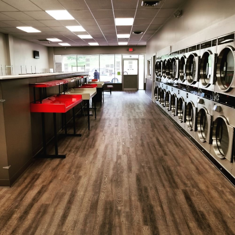 Northgate Laundromat: 45 Rte 19 N, Harmony, PA
