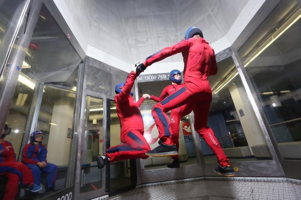 iFLY Indoor Skydiving - Orlando: 8969 International Dr, Orlando, FL