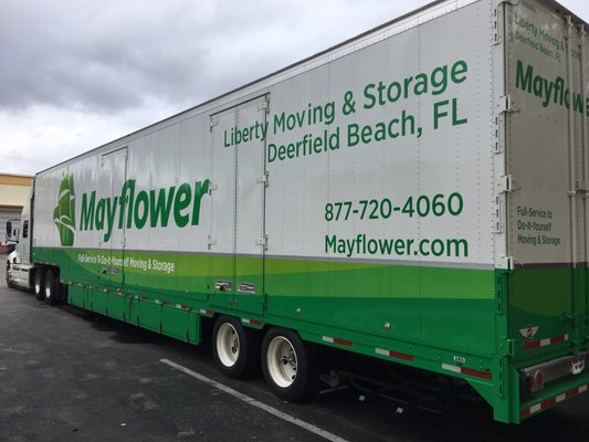 Liberty Moving U0026 Storage 1280 S Powerline Rd Deerfield Beach, FL Furniture  Movers   MapQuest