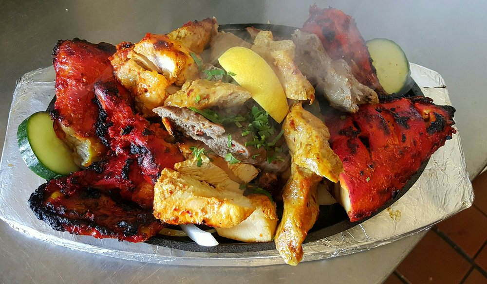 Gul Naz Cuisine of Pakistan: 1624 E Washington St, Colton, CA