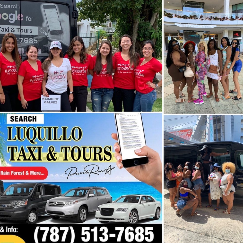 Luquillo Taxi & Tours Puerto Rico: Calle 14 de Julio, Luquillo, PR