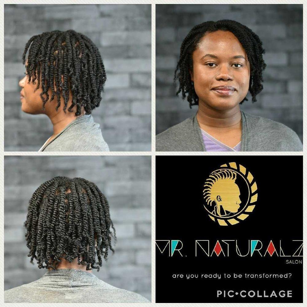 Mr Natural Hair Salon Renton