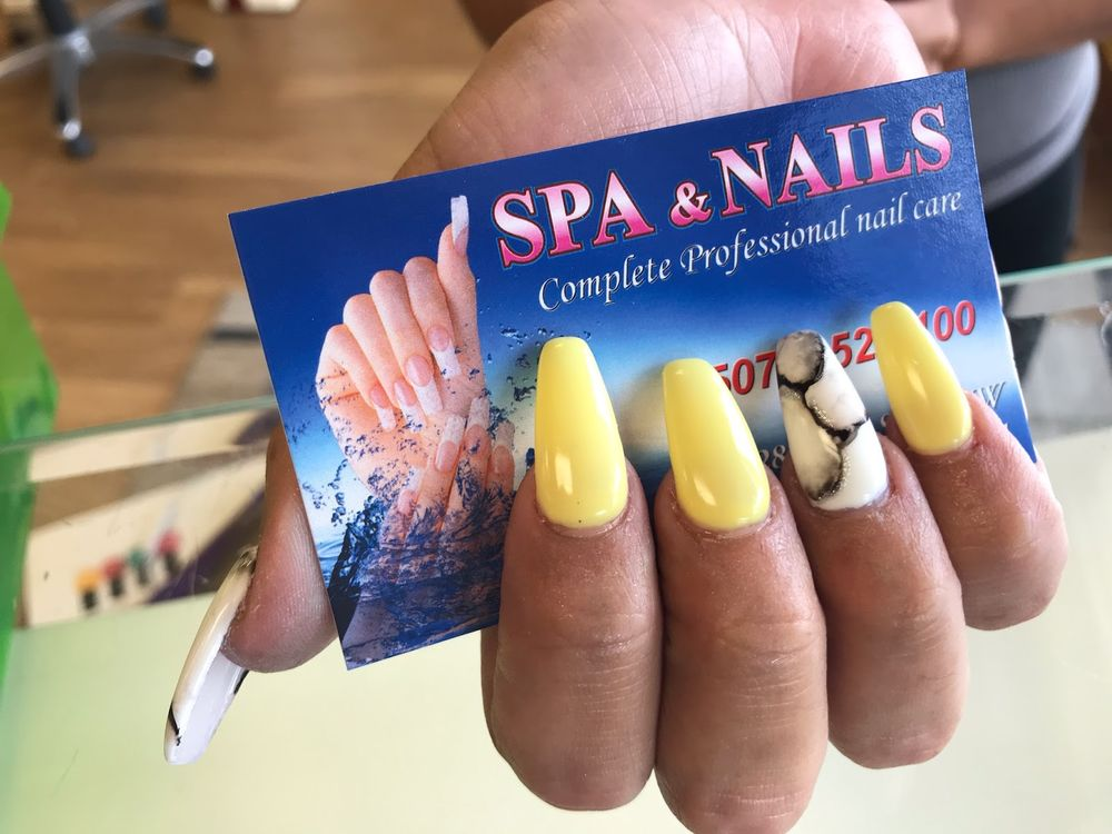 Spa and Nails: 2816 41st St NW, Rochester, MN