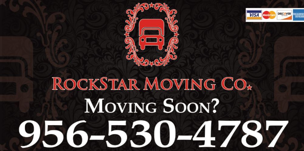 RockStar Moving Co: McAllen, TX
