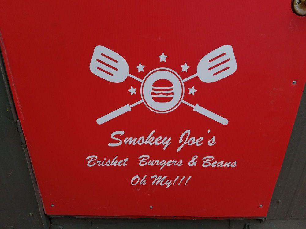 Smokey Joe's: 6029 Aztec Rd, El Paso, TX