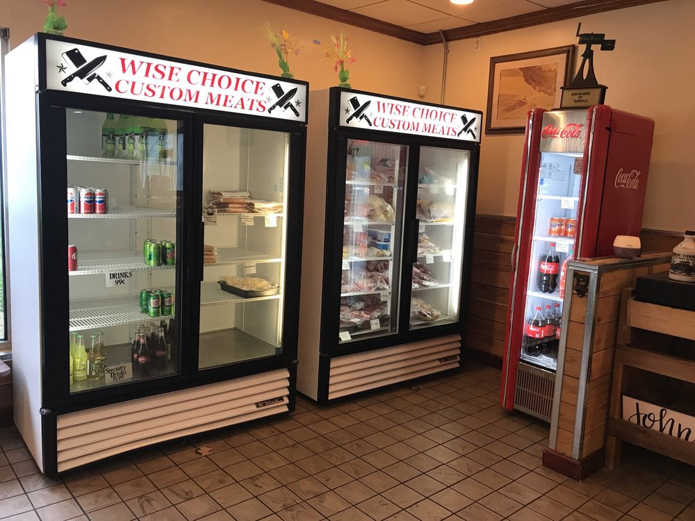 Wise Choice Custom Meats: 203 US-287, Decatur, TX