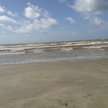 Photo Of Sunny Beach Galveston Tx United States Really Clean