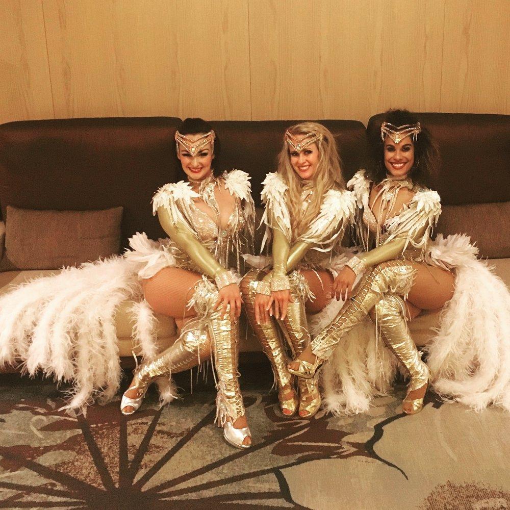 Samba Performers