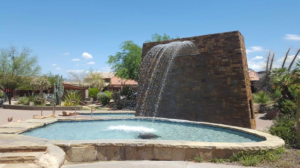 Kiwanis Sundial Splash Park: 8 East Sundial Cir, Carefree, AZ