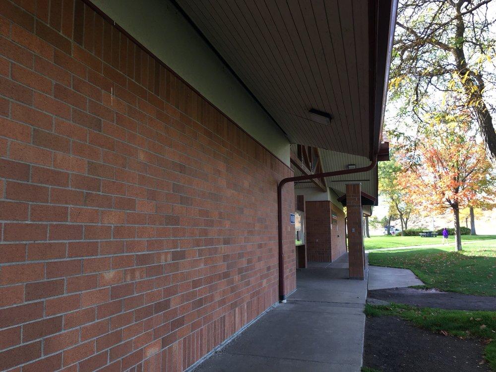 Lake Sprague Rest Area: Mile Post 241, lake sprague, WA