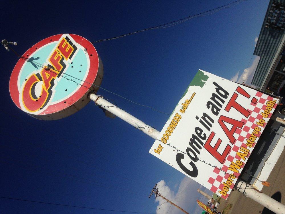 Deb's Diner: 330 US 491, Dove Creek, CO