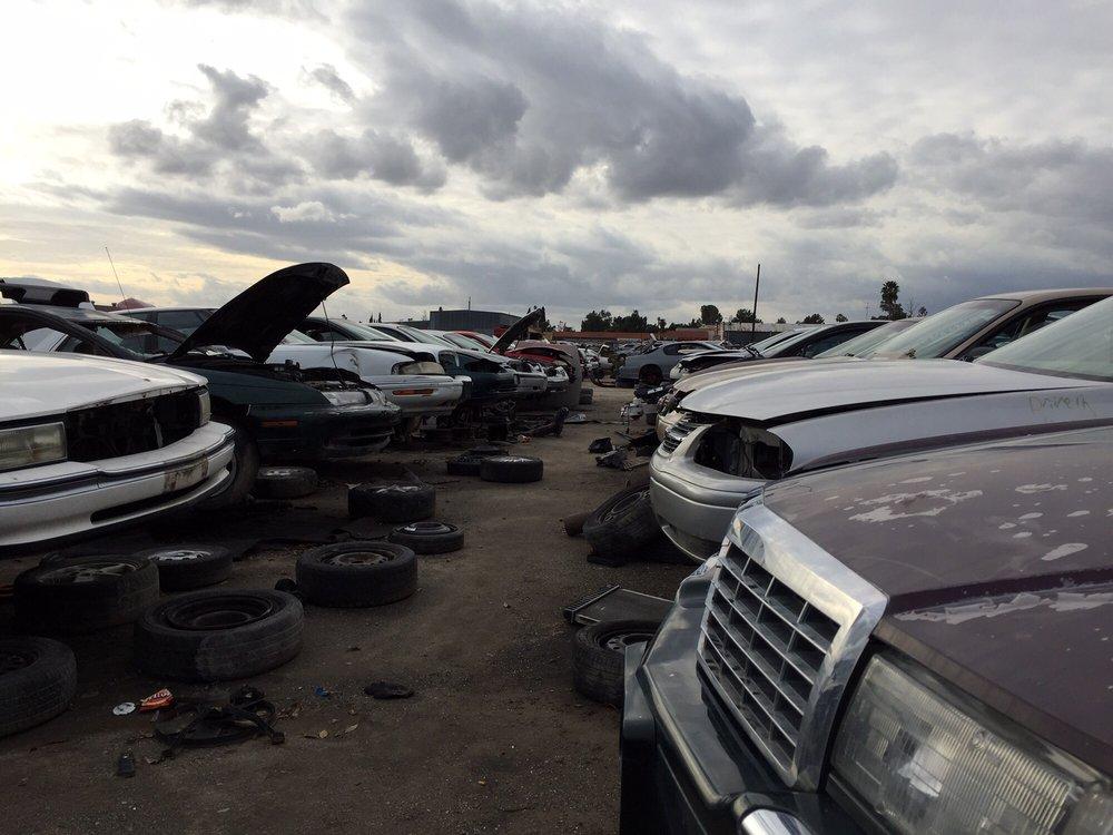 Junkyard San Bernardino >> Lkq Pick Your Part 41 Photos Auto Parts Supplies 434