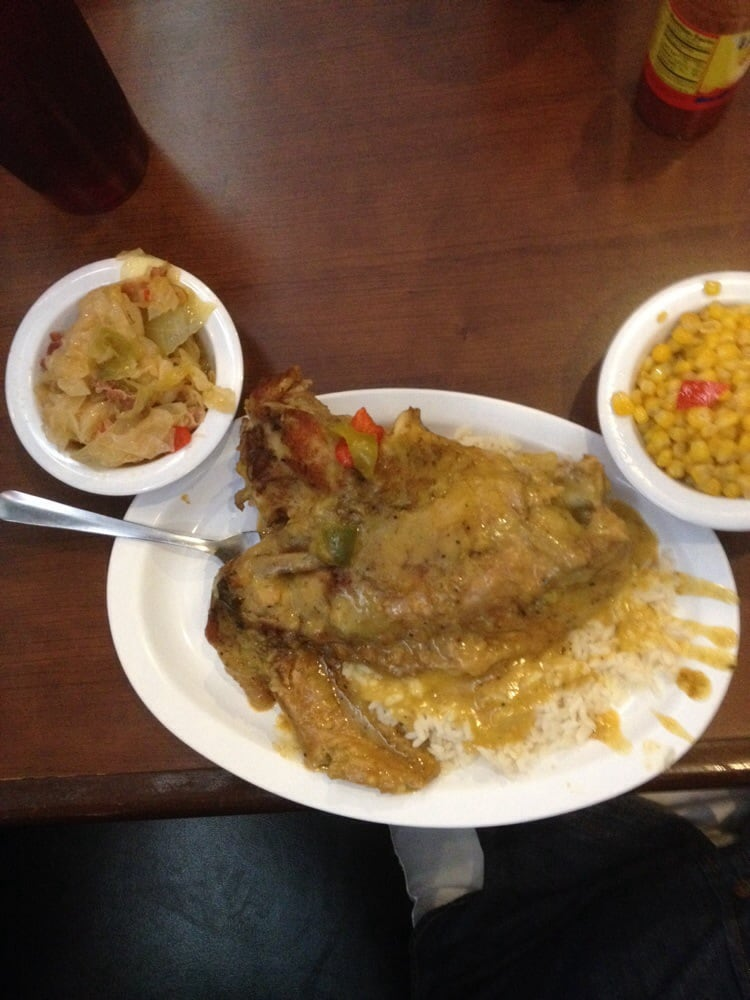 Esther S Cajun Cafe Soul Food Houston Tx