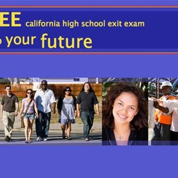 california high school exit exam Sacramento city unified school district (scusd) 5735 47th avenue, sacramento ca 95824 our schools intranet california high school exit exam (cahsee.