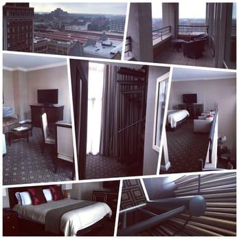 Omni Severin Hotel Hotels 40 W Jackson Pl