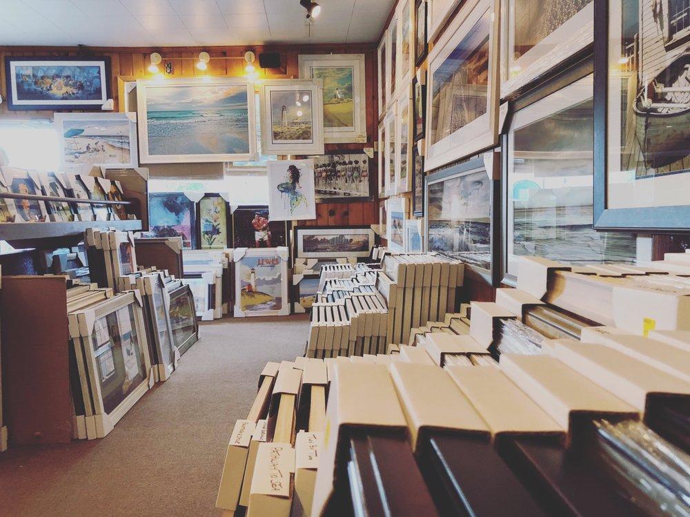 Creative Impressions Custom Framing & Art