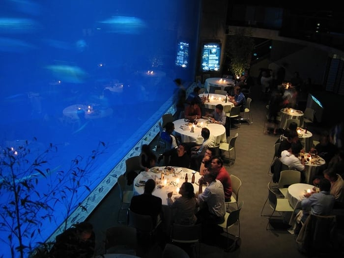 Restaurants Near Monterey Bay Aquarium