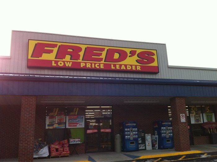 Fred's Dollar Store