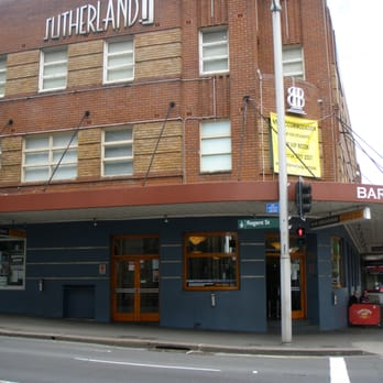 Restaurant Bars At Chippendale