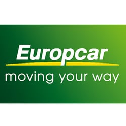 Europcar Car Rental Flughafen Frankfurt Hessen Germany