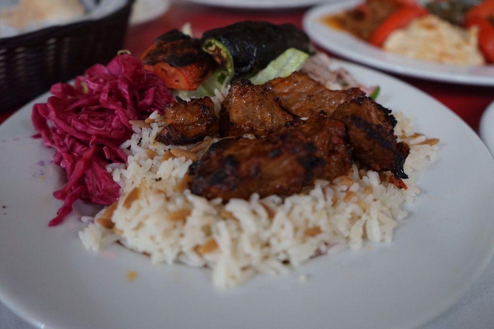 Cappadocia Turkish Cuisine: 565 N Semoran Blvd, Orlando, FL