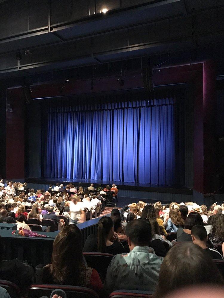 Social Spots from Spreckels Performing Arts Center