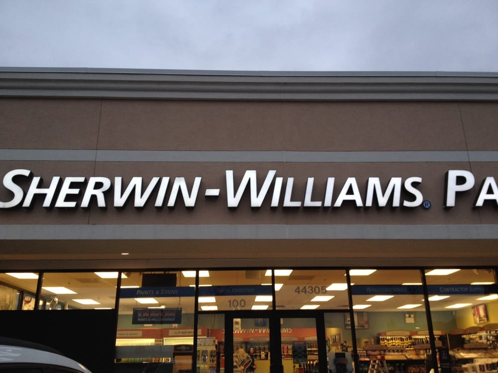 sherwin williams paint store paint stores 44305 ice