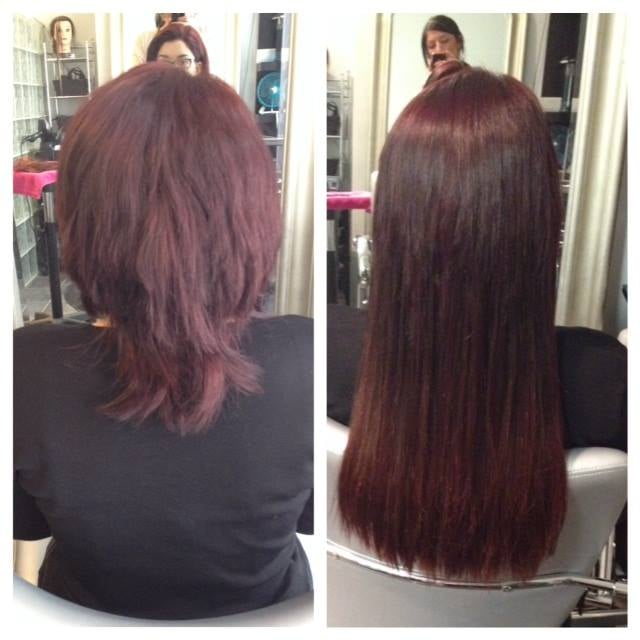 28 inch hair extensions before and after wwwpixshark