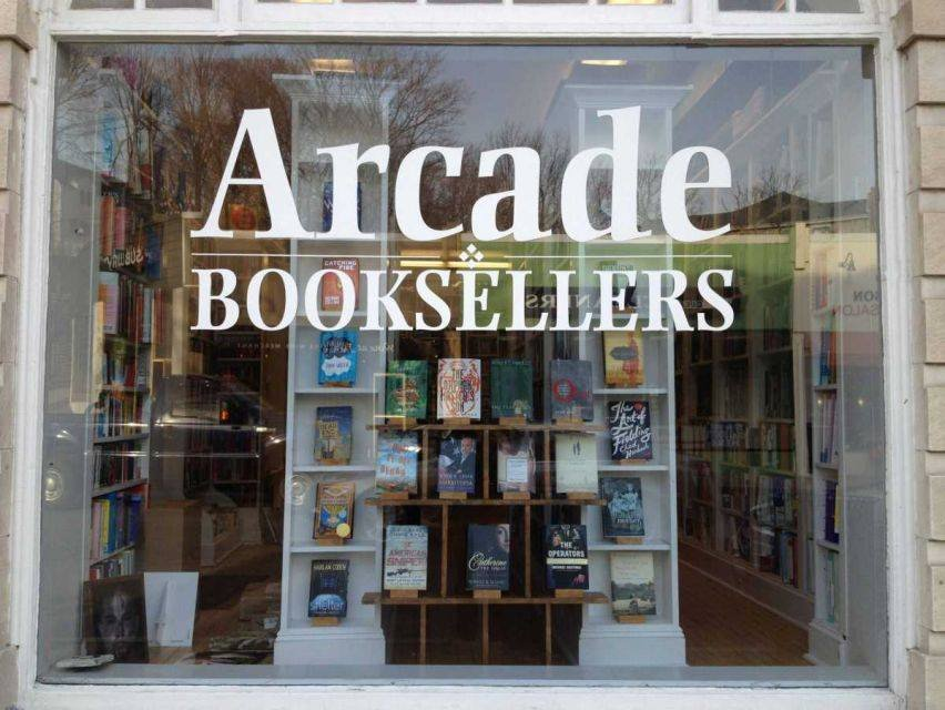 Arcade Booksellers
